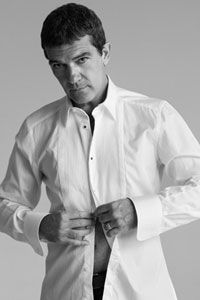 ANTONIO BANDERAS Actor, 51  We asked the sexy Spanish-born star, married since 1996 to actress Melanie Griffith, 54, a few questions.