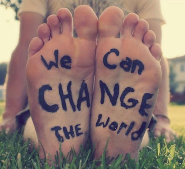 Podemos cambiar el mundo