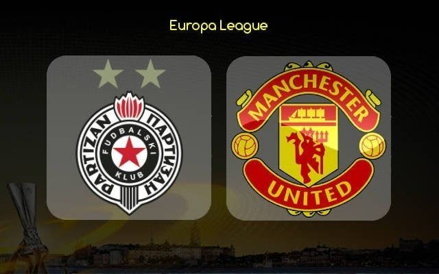 Where To Find Partizan Vs Man United On Us Tv And Streaming Manchester United Vs Partizan Belgrade Europa Odds Live Manch In 2020 Europa League Man United The Unit