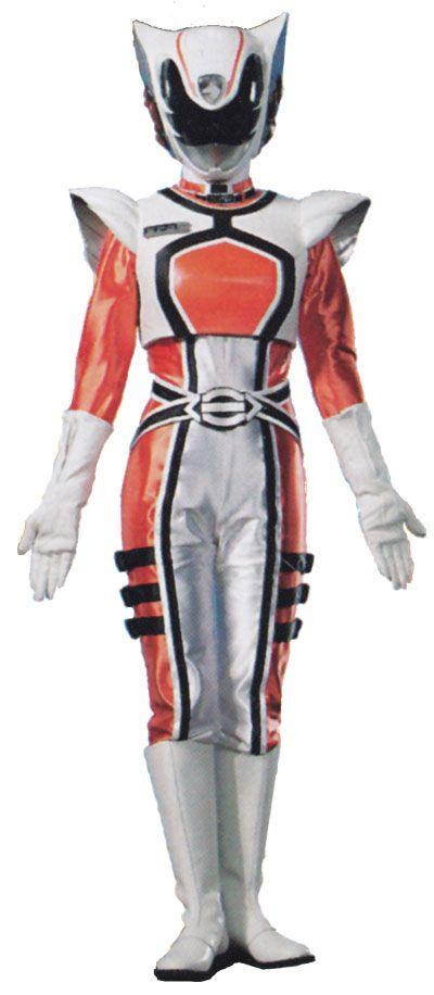 Power Rangers SPD Cosplay -- Kat Ranger Cosplay Costume Version 01