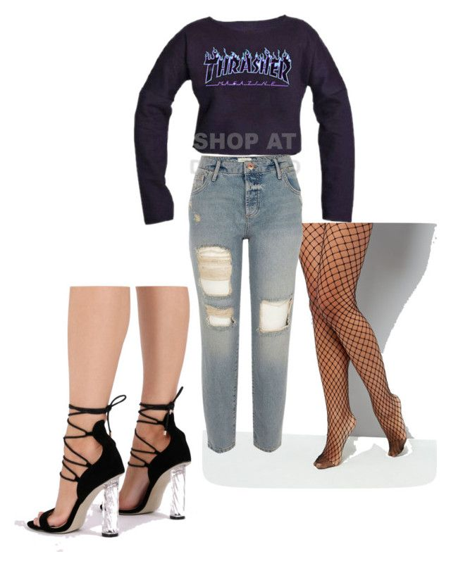 """""""Siri"""" by kyaneeee on Polyvore featuring River Island"""