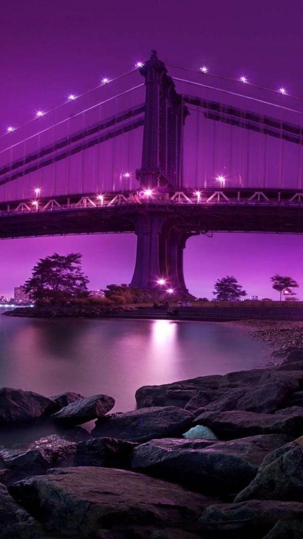 ...Purple