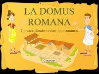 Mi grimorio escolar: LA SOCIEDAD ROMANA