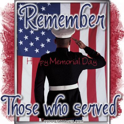 Remember those who served military blue red usa white remembering memorial day memorial weekend memorial greeting