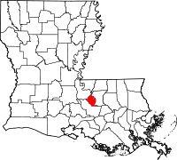 WEST BATON ROUGE PARISH, Louisiana - Lousiana GenWeb Project