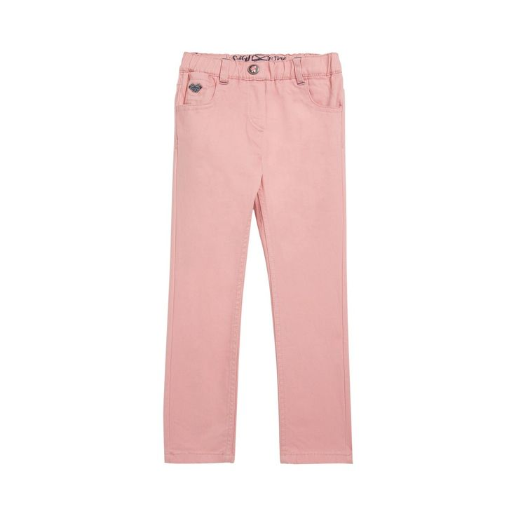 Pantalon rose Gaanette - Les pantalons, shorts et salopettes - Fille - Enfant (2-11 ans)   Sergent Major
