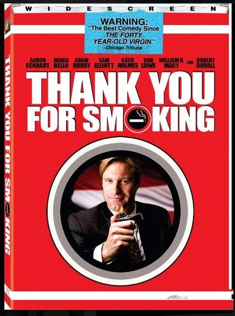 filme-obrigado por fumar - poster