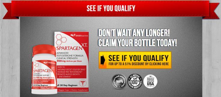 Spartagen XT Advanced Testosterone Boosting Formula