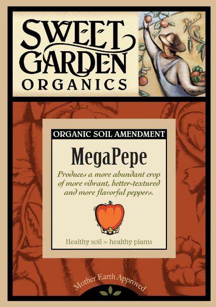 Megapepe Organic Fertilizer For Pepper Plants 1 Lb 400 x 300