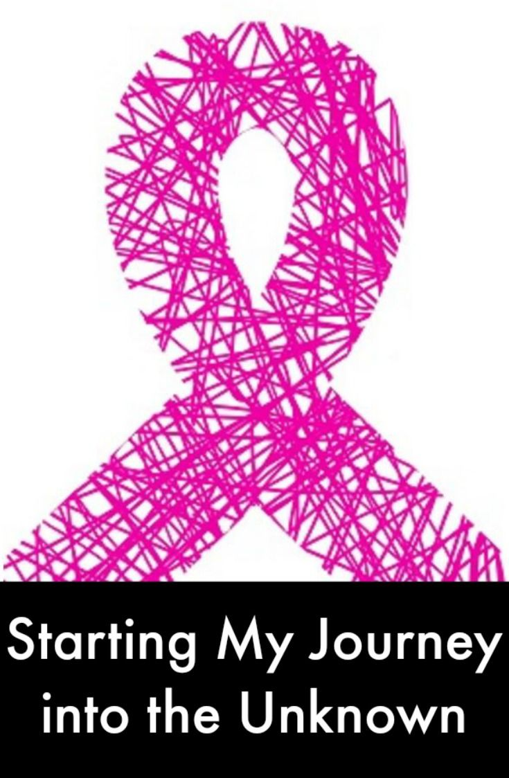Starting My Journey into the Unknown#BreastCancer-News
