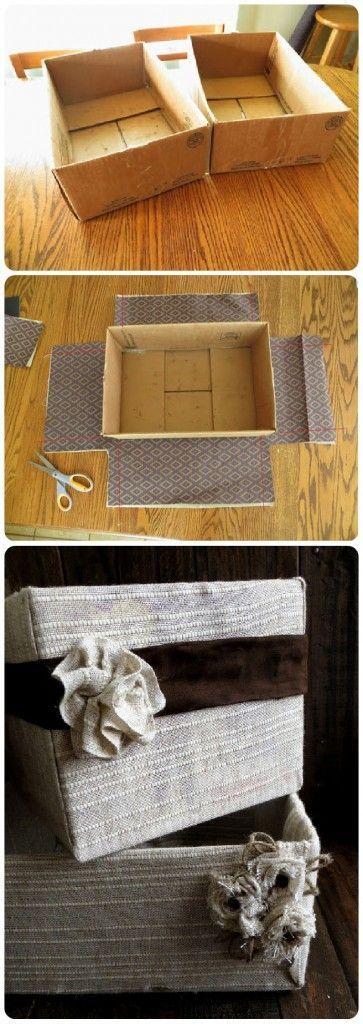 groß DIY Bins Boxen Körbe unter fünf Dollar