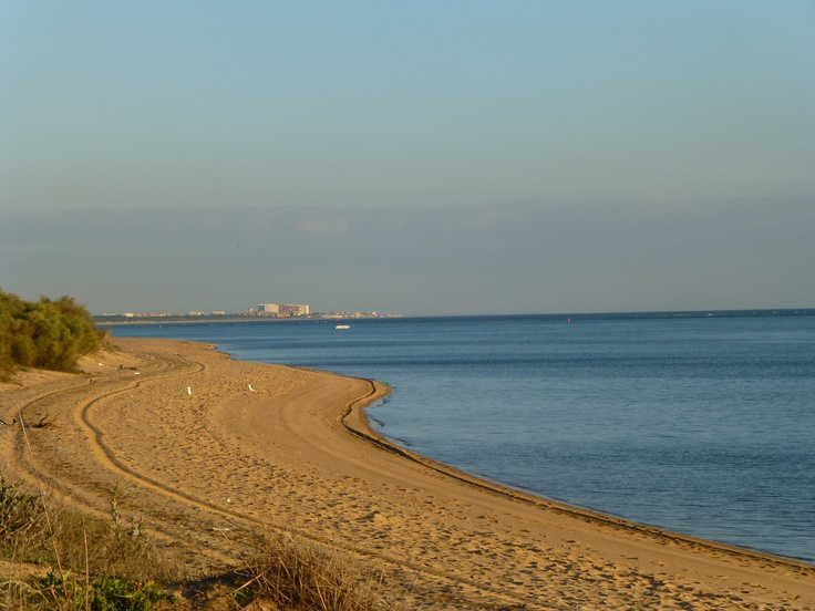 El Portil (Huelva)  Pic taken by LAC