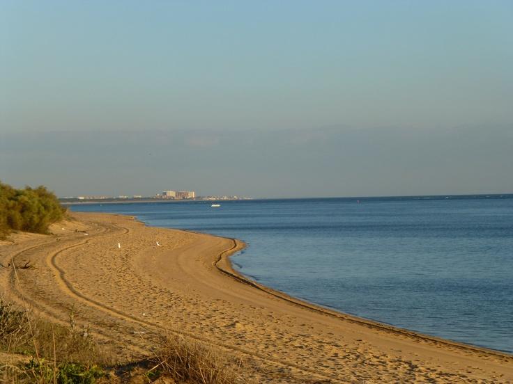 El Portil (Huelva)  Pic taken by LAC