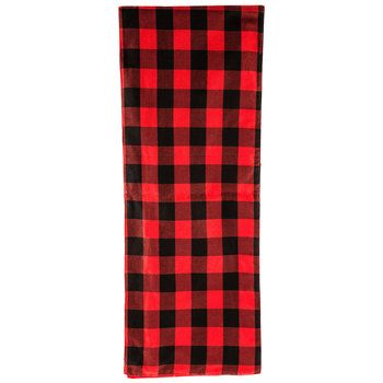 Red & Black Plaid Table Runner- ✔️ bought it already