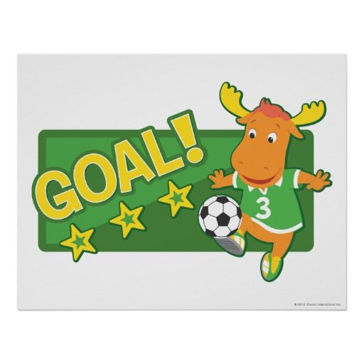 Tyrone - Goal! Regalos, Gifts. #poster
