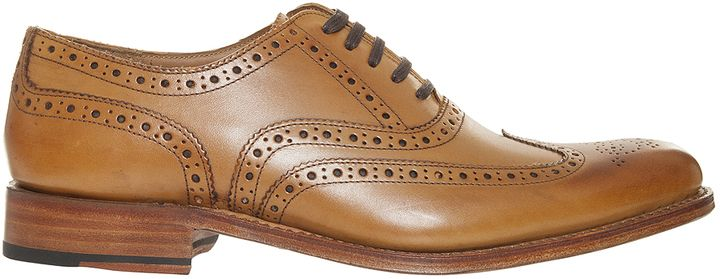 GRENSON Dylan Brogue Shoes