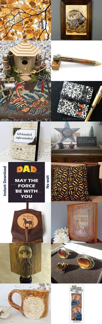 Best gifts for him... by Irina on Etsy--Pinned+with+TreasuryPin.com