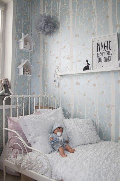 Моя детская: сказочная комната