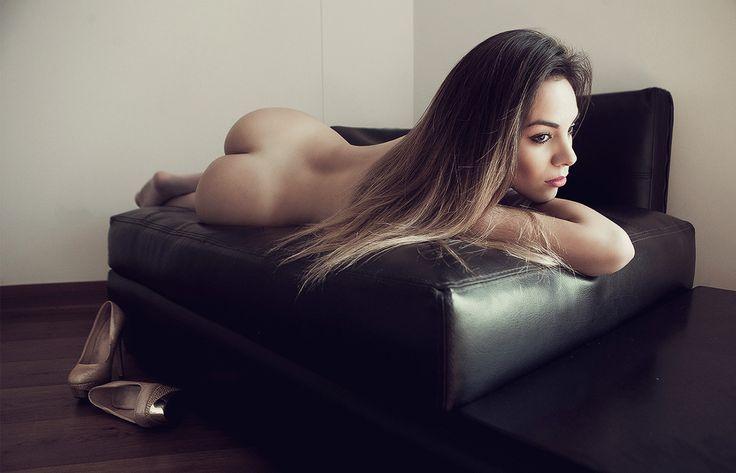 Aída Martínez, la modelo Peruana que se quitó la ropa al clasificar la selección @alvarodabril