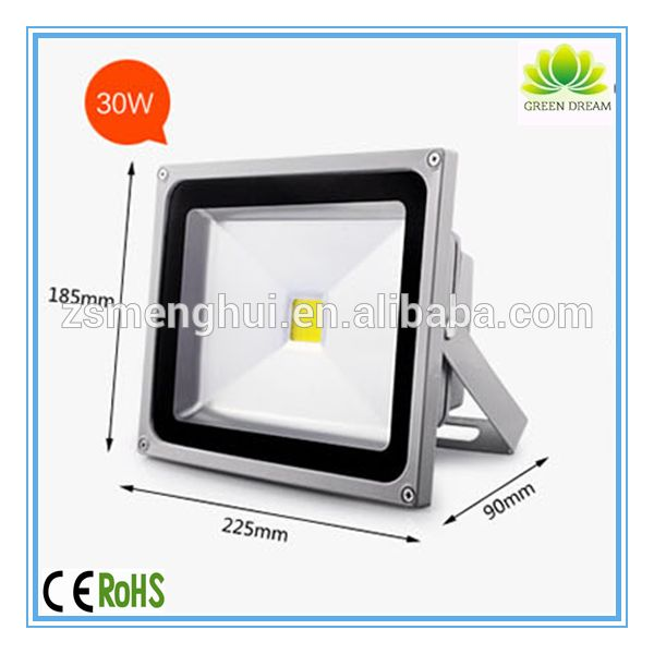 CE&RoHs IP65 high lumen led outdoor flood light approved hot popular high lumen amazon led flood light bulbs with lowest price