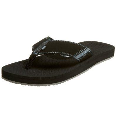 """cobian Men's Arv2 Flat Sandal cobian. $27.99. Started in the mid 1990's, Cobian designs sandals that are clean, unique and stylish. The Cobian motto is """"Walk With Us"""" encouraging you to make them a part of your life journey. EVA. Manmade sole. Cobian is a family built on solid values and they stand behind all of their products. Cobian sandals are made from the most durable and resilient materials found anywhere in the world"""