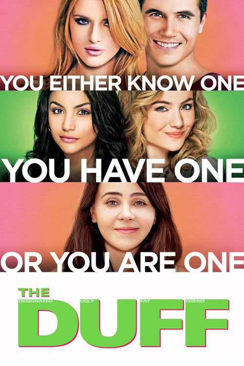 The DUFF - movie poster