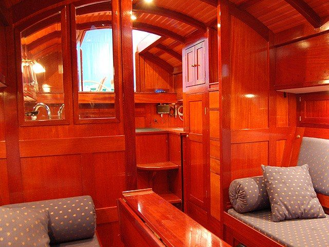 classic yachts interiors - Google Search