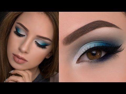 Μπλε μακιγιάζ ματιών: Μια από τις κορυφαίες τάσεις του καλοκαιριού μέσα από 7 υπέροχα μακιγιάζ   Beauté την Κυριακή