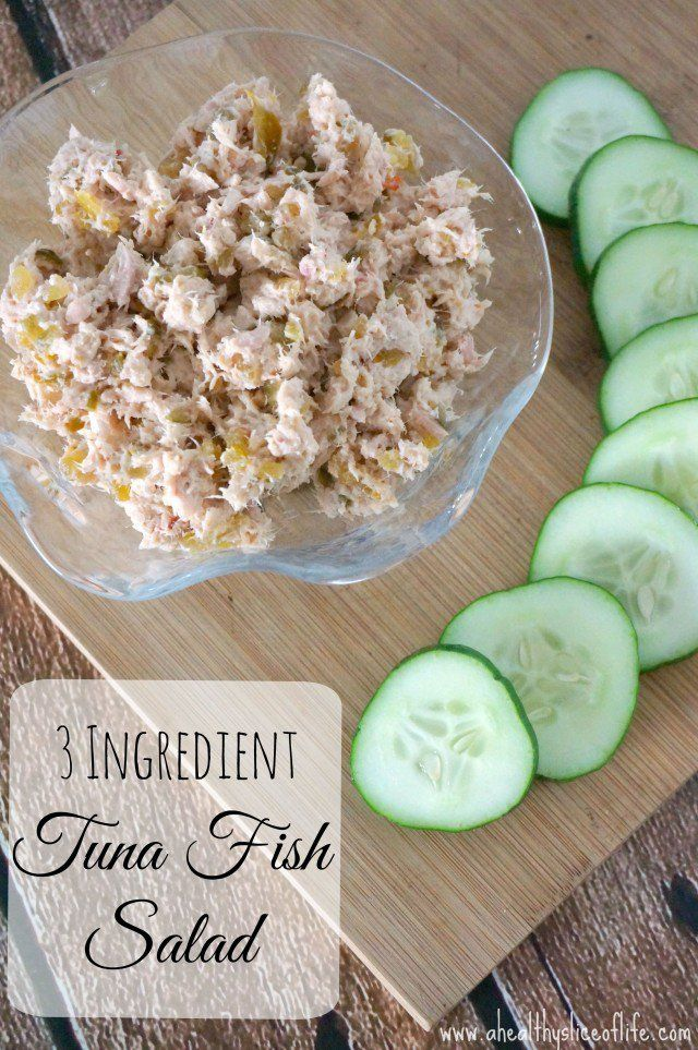Simple and quick tuna fish salad fish salad the o 39 jays for Recipes for tuna fish