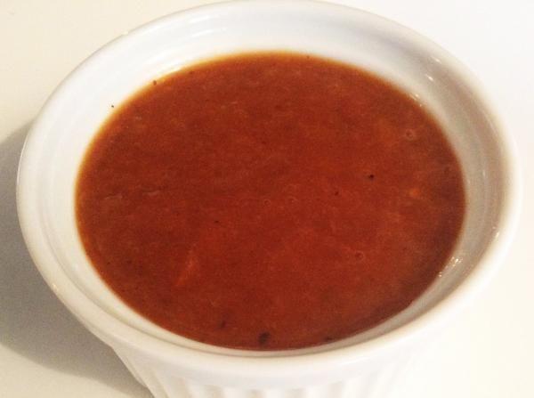 Receta de Salsa barbacoa casera