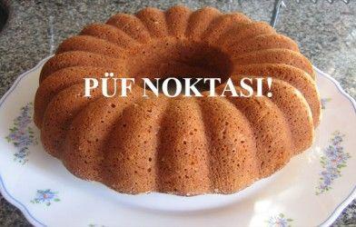 Kabarık Bir Kek Yapmanın Püf Noktası!