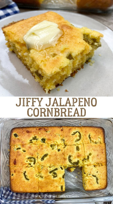 Jiffy Jalapeno Cornbread Recipe In 2020 Jalapeno Cornbread Jiffy Cornbread Recipe With Creamed Corn Jiffy Cornbread Recipes