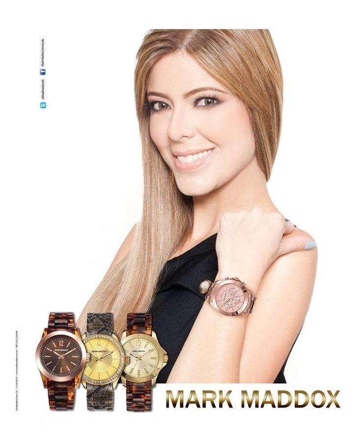 Les presentamos la nueva colección de relojes carey con nuestra embajadora Rebeca Moreno.