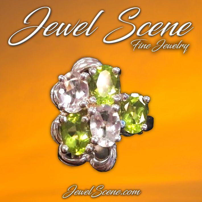 We have some spectacular rings here! Just call us and set up an appointment to see what we have! #jewelscene #finejewelry #peridot #diamonds #ring #love #instagood #temecula #shopping #jewelry