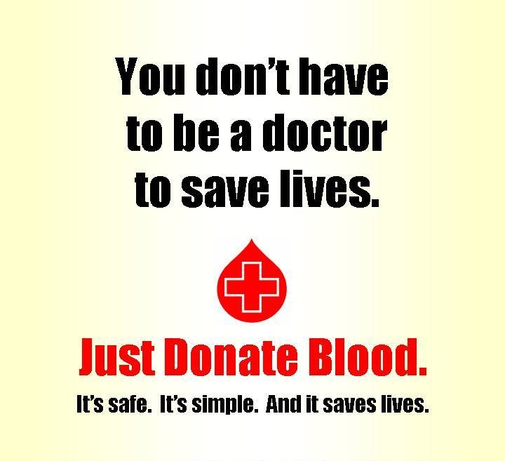 I've had 7 blood transfusions in my life  6 of which were this year