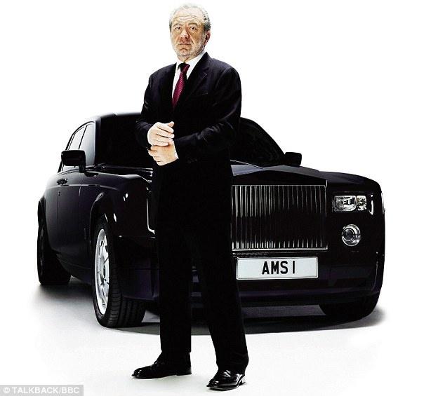 Allan Michael Sugar s car...