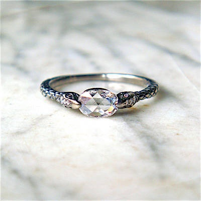 for diamond black cz top snake wedding rings gold crystal filled women pink quality ring engagement item