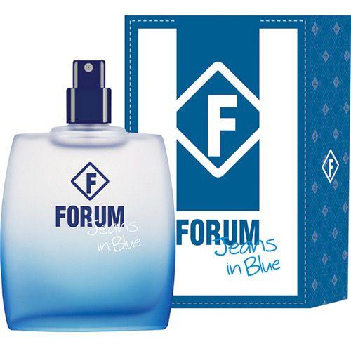 Perfume Forum Jean In Blue Unissex Deo Colonia
