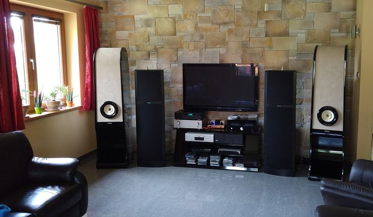 Evolution loudspeakers customer installation. www.rdacoustic.eu