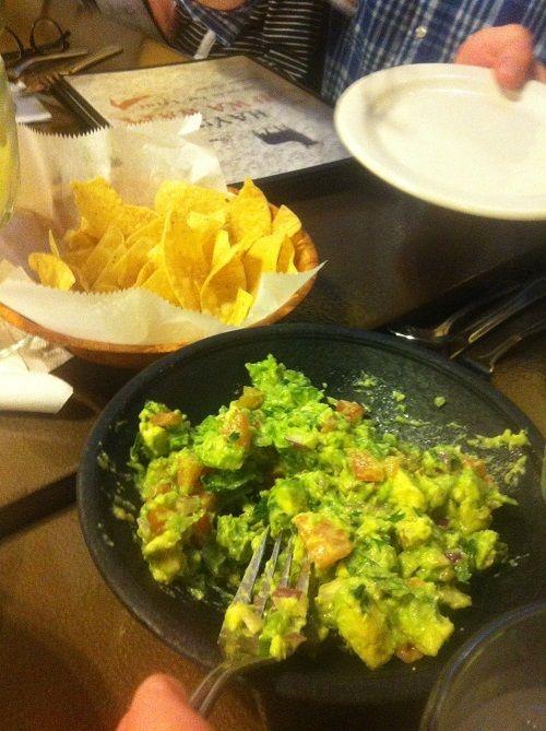 Best guacamole in Louisville