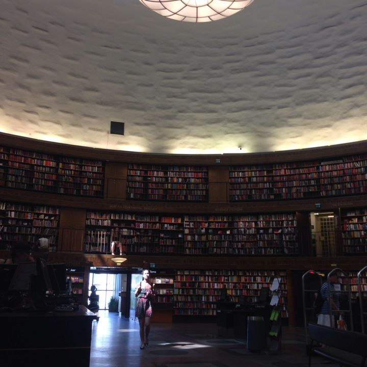 Stadsbiblioteket in Stockholm, Storstockholm