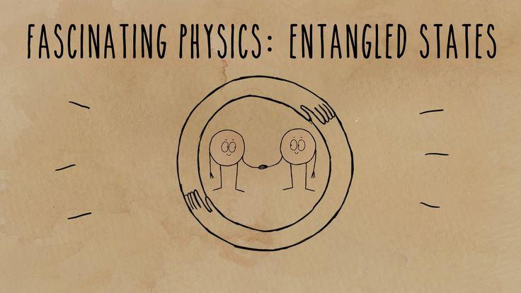 Einstein's brilliant mistake: Entangled states - Chad Orzel