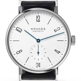 NOMOS Glashütte Tangomat Datum Mens Watch - NOMOS Glashütte Watches at Goldsmiths