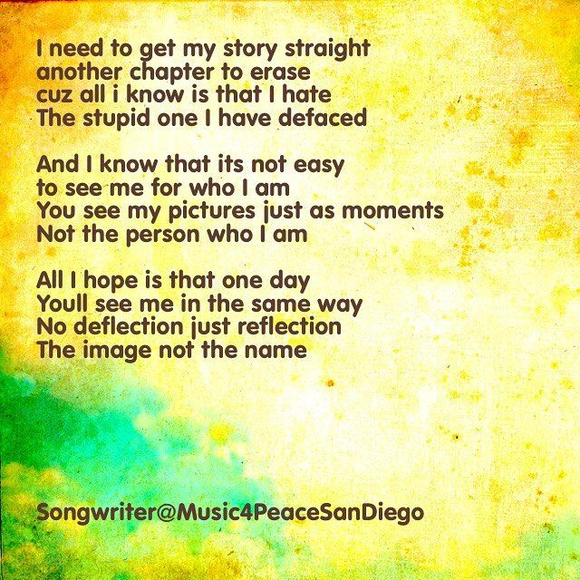 Songwriting in process #singer #songwriter #indie #indiemusic #singersongwriter #musicislife #studiolife #pop #rap #piano #guitar #drums #bass #sound #soundengineer #recording #homestudio #musicstudio #musicproduction #video #videoproduction #film #wanderlust #streetart #lyrics #meaning #onelife #ourstory #perspective #motivation by music4peacesandiego https://www.instagram.com/p/BBl-DiHigpI/ #jonnyexistence #music