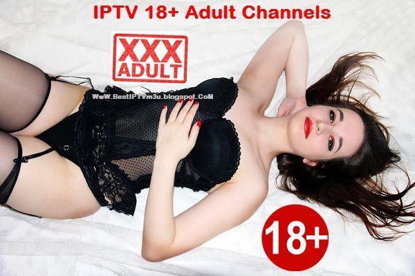 ADULT XXX 18 IPTV Channels m3u Playlist Download 12Sep