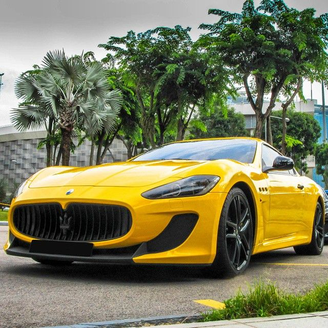 """""""Maserati GT MC Stradale  Carbon Fiber SALE-> shop.madwhips.com  Follow @Haute_Lifestyle  Freshly Uploaded To www.MadWhips.com  Photo by @largepizzaauto"""""""