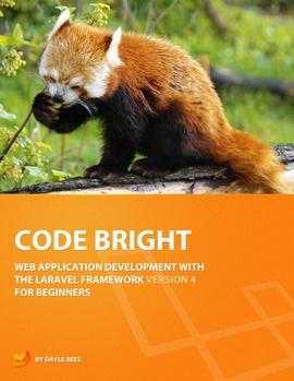 """В день релиза #laravel 4 Dayle Rees представил сообществу свою новою книгу """"Laravel: Code Bright"""" https://leanpub.com/codebright"""