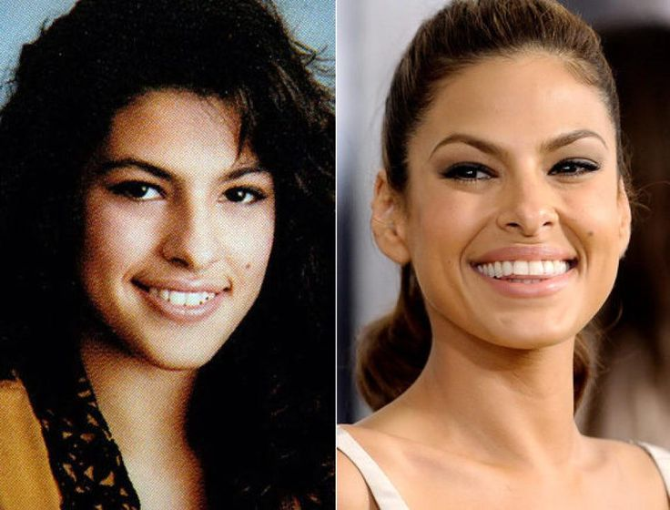Has Eva Mendes aged but at all?
