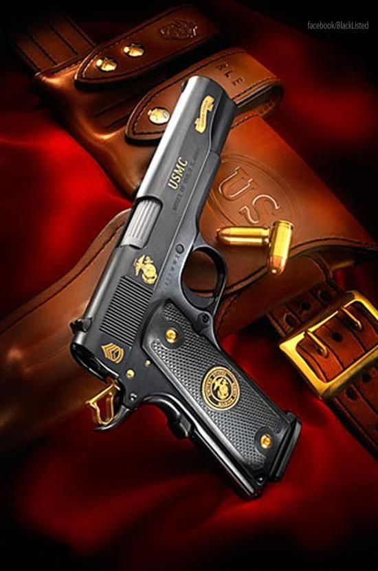 Colt 1911 - http://men-know-why.com/colt-1911/