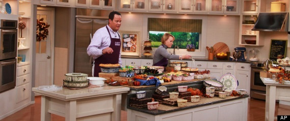 TV Guy to Author: QVC Host's Book Marketing journey - David Venable Cookbook